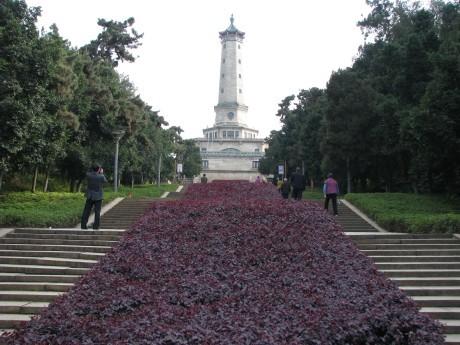 Changsha; dziwne miasto 2