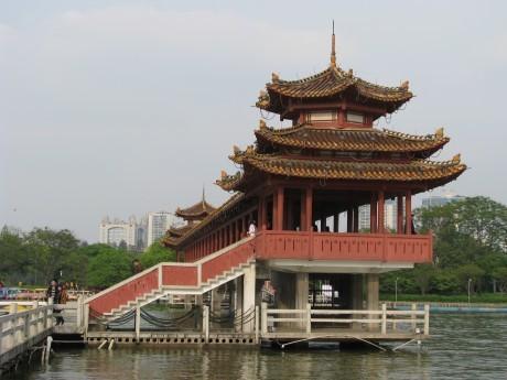 Changsha; dziwne miasto 6