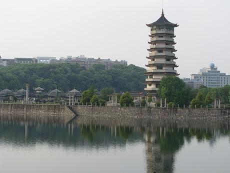 Changsha; dziwne miasto 9