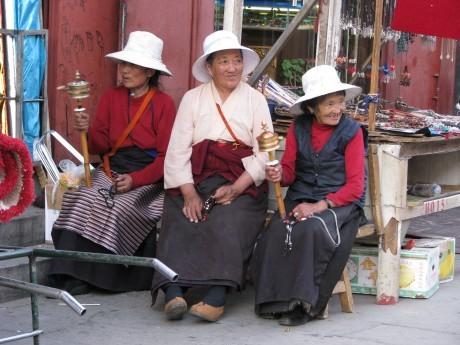 Na dachu świata - Tybet - Lhasa - pierwsze wrażenie 3