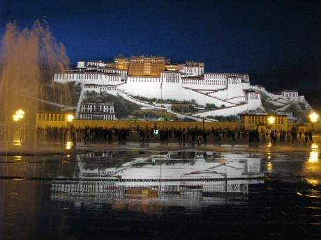 Na dachu świata - Tybet - Lhasa - pierwsze wrażenie 6