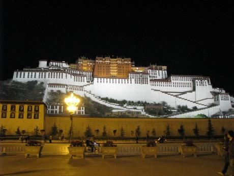 Na dachu świata - Tybet - Lhasa - pierwsze wrażenie 7