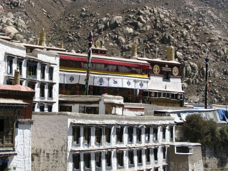 Na dachu świata - Tybet - Lhasa - pierwsze wrażenie 9