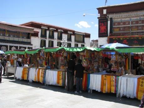Na dachu świata - Tybet - Lhasa - pierwsze wrażenie 11