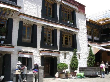 Na dachu świata - Tybet - Lhasa - pierwsze wrażenie 12
