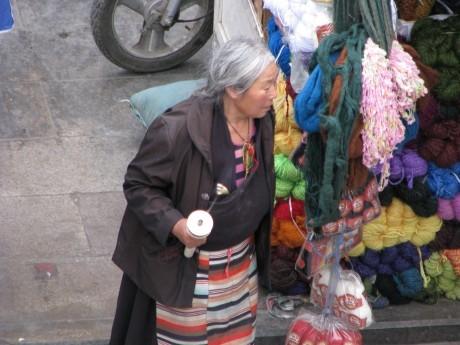Na dachu świata - Tybet - Lhasa - pierwsze wrażenie 16