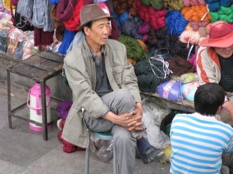 Na dachu świata - Tybet - Lhasa - pierwsze wrażenie 17