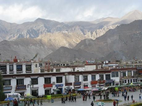 Na dachu świata - Tybet - Lhasa - pierwsze wrażenie 18