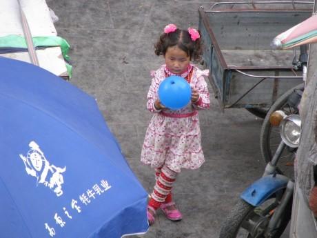 Na dachu świata - Tybet - Lhasa - pierwsze wrażenie 19