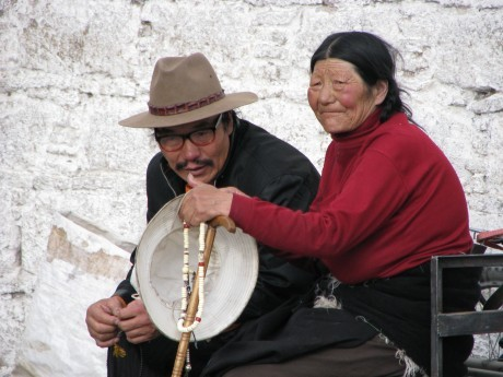 Na dachu świata - Tybet - Lhasa - pierwsze wrażenie 20