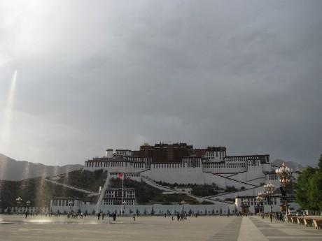 Na dachu świata - Tybet - Lhasa - pierwsze wrażenie 22