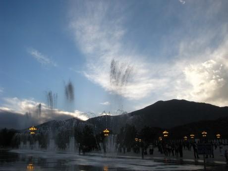 Na dachu świata - Tybet - Lhasa - pierwsze wrażenie 26