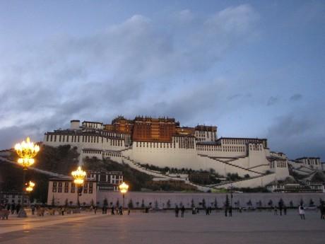Na dachu świata - Tybet - Lhasa - pierwsze wrażenie 29