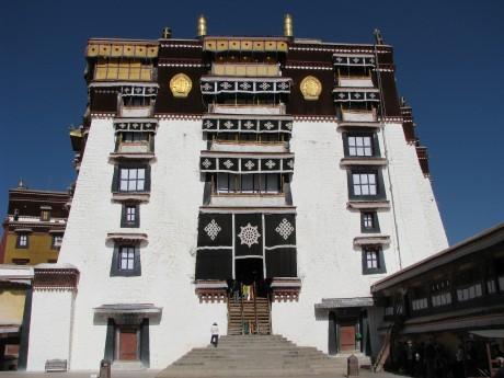 Na dachu świata - Tybet - Lhasa - pierwsze wrażenie 35