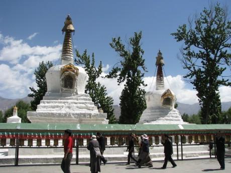 Na dachu świata - Tybet - Lhasa - pierwsze wrażenie 42