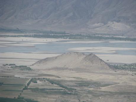 Tybet - Chimphu (Chim-puk) - miejsce domedytacji 9