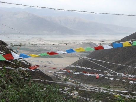 Tybet - Chimphu (Chim-puk) - miejsce domedytacji 32
