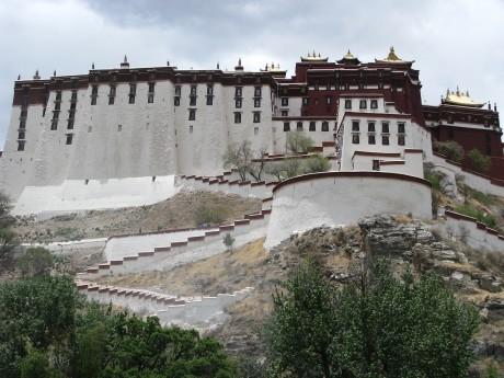 Na dachu świata - Tybet - Lhasa - pierwsze wrażenie 46