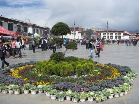 Na dachu świata - Tybet - Lhasa - pierwsze wrażenie 47