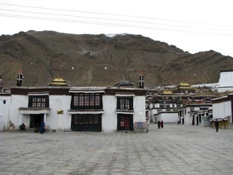 Tybet - Shigatse 4