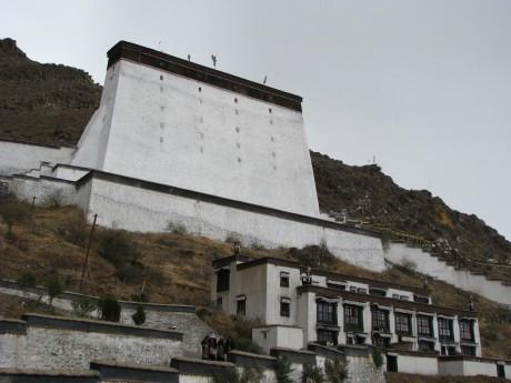 Tybet - Shigatse 5