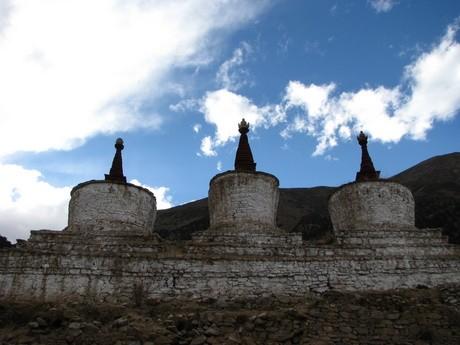Klasztor wReting, Tybet 9