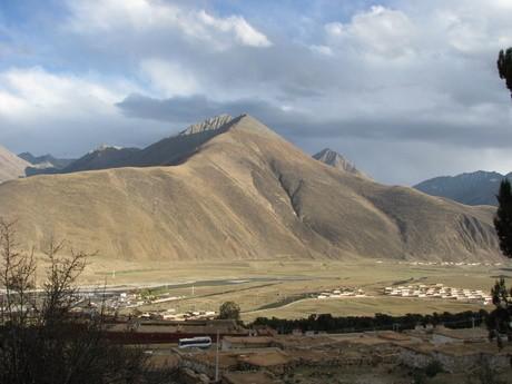 Klasztor wReting, Tybet 13