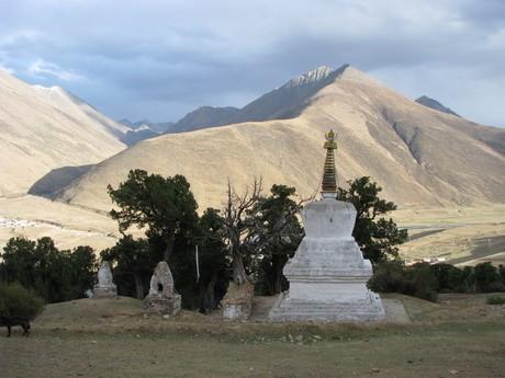 Klasztor wReting, Tybet 15