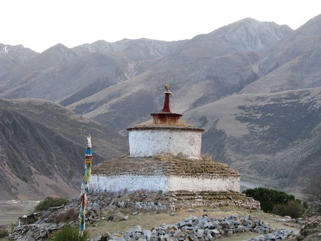 Klasztor wReting, Tybet 18