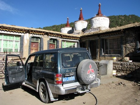 Klasztor wReting, Tybet 19