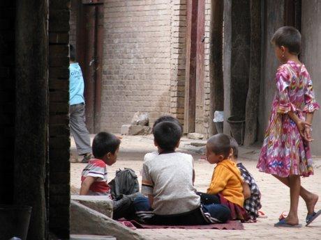 Kashgar - barwny mix kultur 11