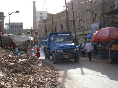 Kashgar - barwny mix kultur 19