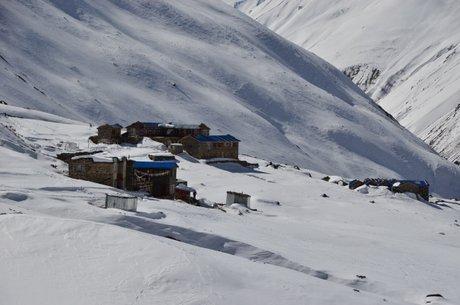 Trekking wokół Annapurny