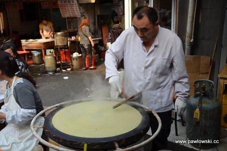 Chiny - jedzenie