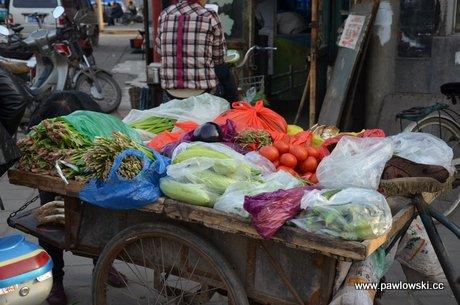 Jedzenie w Chinach