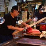 Market Tsukiji Tokyo