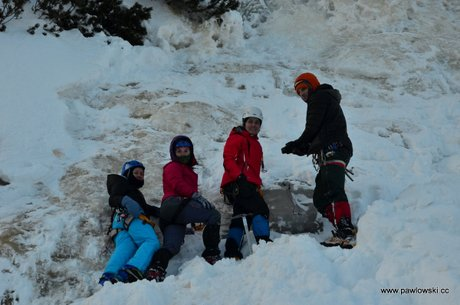Kurs Turystyki Zimowej