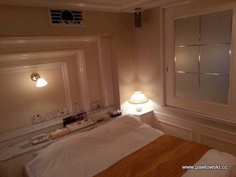Japonia - hotel miłości
