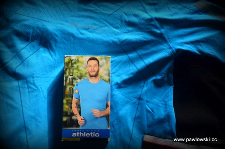Brubeck koszulka męska ATHLETIC