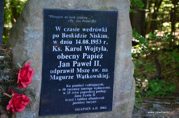 Główny Szlak Beskidzki; Bacówka PTTK wBartnem - Chyrowa (Hyrowa) 12