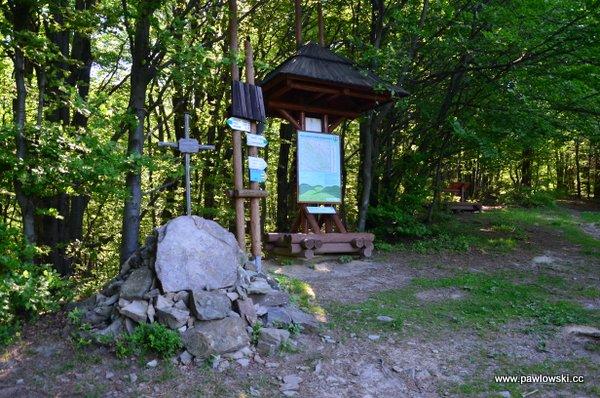Główny Szlak Beskidzki; Bacówka PTTK wBartnem - Chyrowa (Hyrowa) 11