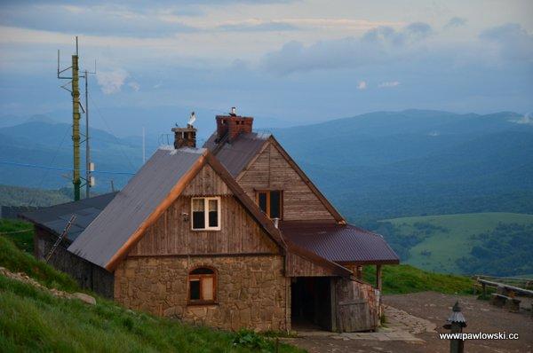 Główny Szlak Beskidzki; Cisna - Połonina Wetlińska (Chatka Puchatka) 26