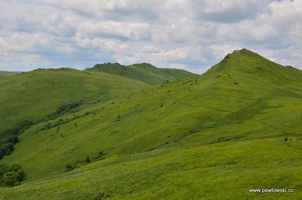 Główny Szlak Beskidzki; Połonina Wetlińska - Wołosate 20