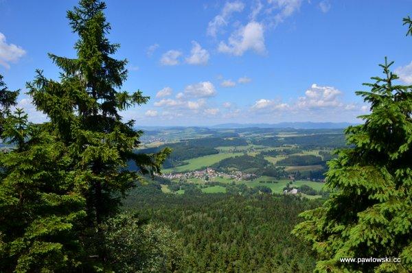 Główny Szlak Sudecki; Wambierzyce - Dańczów 18