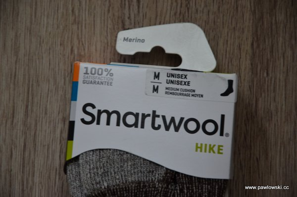 Test: skarpetki Smartwool Hike Medium Crew 5