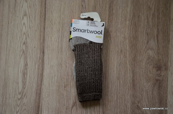 Test: skarpetki Smartwool Hike Medium Crew 4