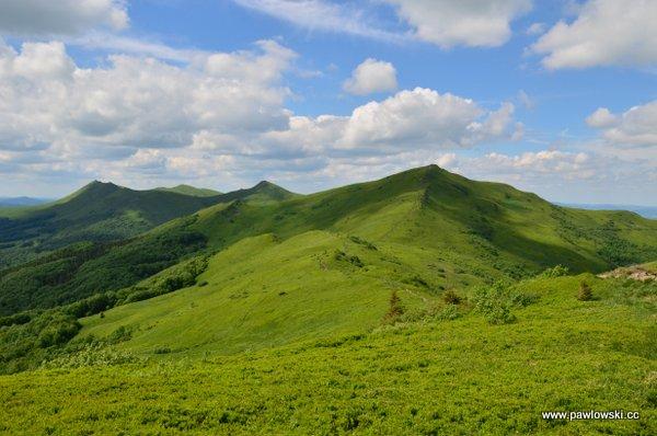 Ustrzyki Górne - Tarnica - Wołosate 17