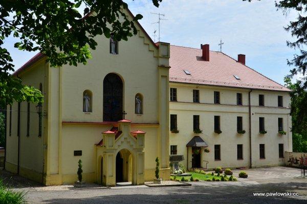 Główny Szlak Sudecki; Górski Dom Turysty podBiskupią Kopą - Prudnik PKP 24