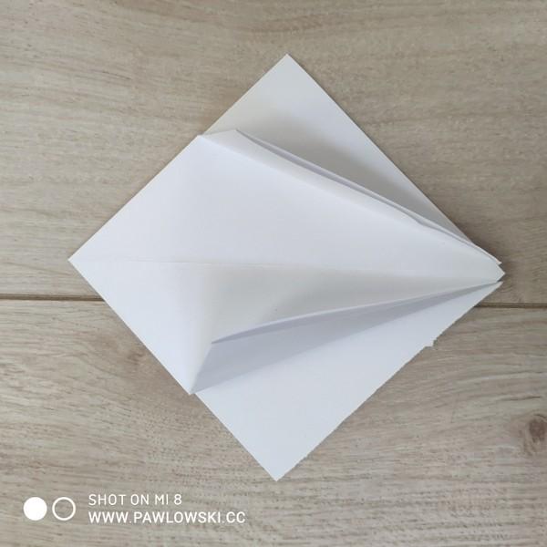 Żuraw origami
