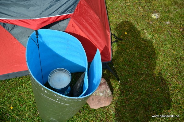 Namiot na wyprawę